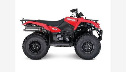2018 Suzuki KingQuad 400 for sale 200664463