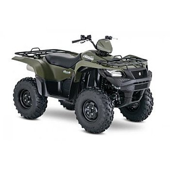 2018 Suzuki KingQuad 500 for sale 200516570