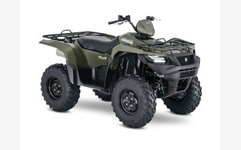 2018 Suzuki KingQuad 500 for sale 200578352