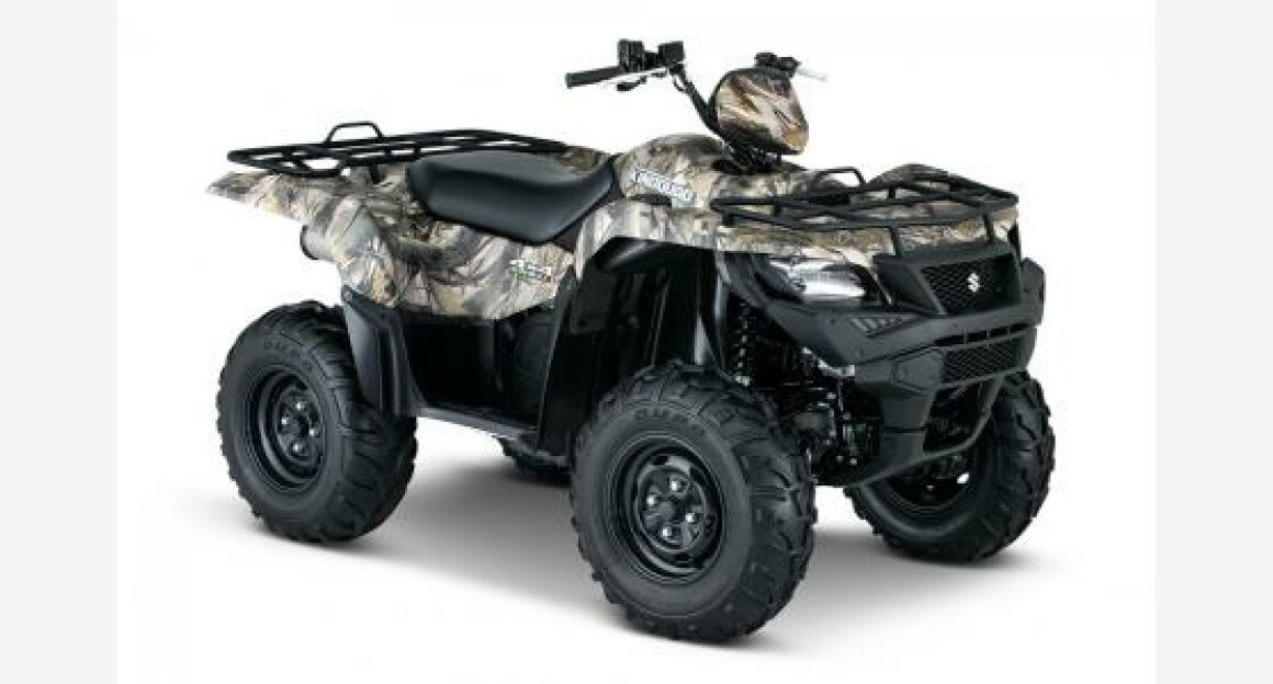2018 Suzuki KingQuad 500 for sale 200608584