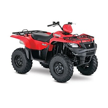 2018 Suzuki KingQuad 500 for sale 200676373