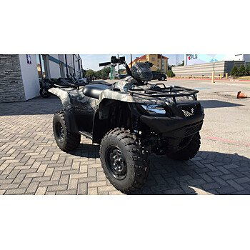 2018 Suzuki KingQuad 500 for sale 200679135