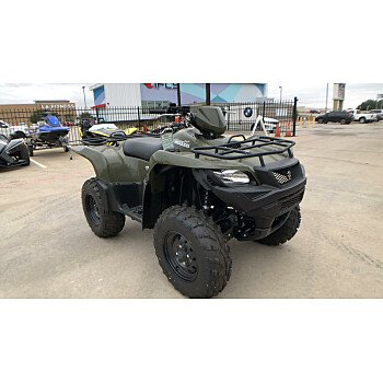 2018 Suzuki KingQuad 500 for sale 200679223