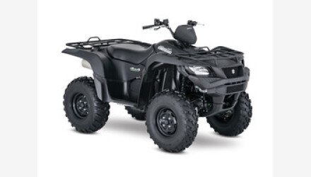 2018 Suzuki KingQuad 500 for sale 200495076