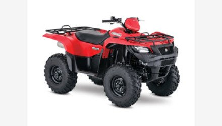 2018 Suzuki KingQuad 500 for sale 200601787