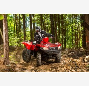 2018 Suzuki KingQuad 500 for sale 200607801