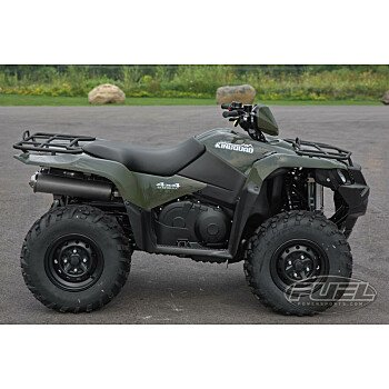 2018 Suzuki KingQuad 500 for sale 200744295