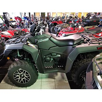 2018 Suzuki KingQuad 750 for sale 200459599