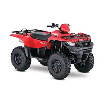 2018 Suzuki KingQuad 750 for sale 200495077