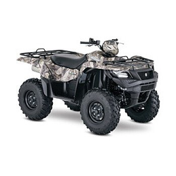 2018 Suzuki KingQuad 750 for sale 200495079
