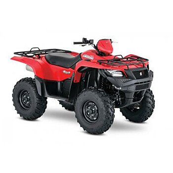 2018 Suzuki KingQuad 750 for sale 200544274