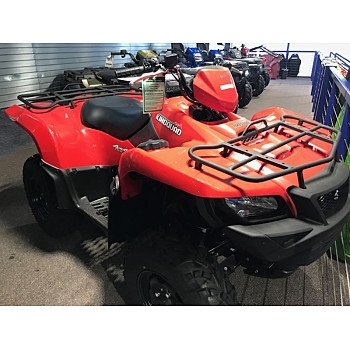 2018 Suzuki KingQuad 750 for sale 200576943