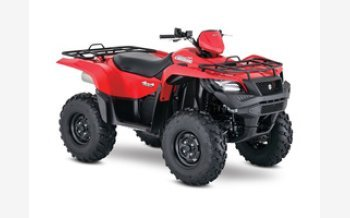 2018 Suzuki KingQuad 750 for sale 200601741