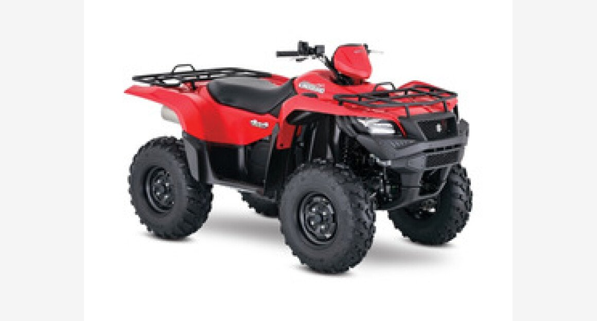 2018 Suzuki KingQuad 750 for sale 200601781
