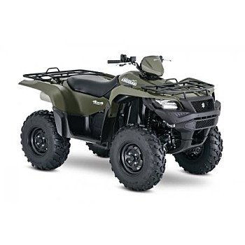 2018 Suzuki KingQuad 750 for sale 200608446