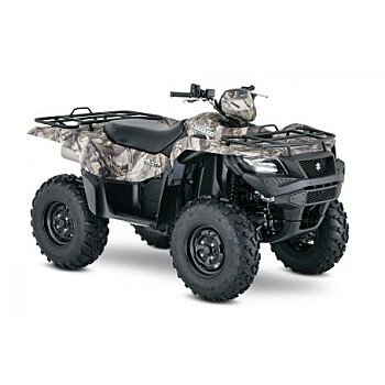 2018 Suzuki KingQuad 750 for sale 200608616
