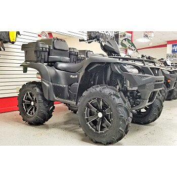 2018 Suzuki KingQuad 750 for sale 200634149