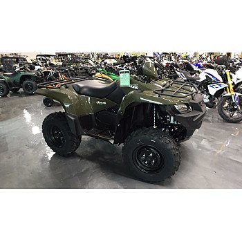 2018 Suzuki KingQuad 750 for sale 200679191