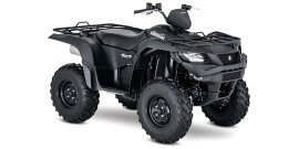 2018 Suzuki KingQuad 750 AXi Power Steering Special Edition specifications