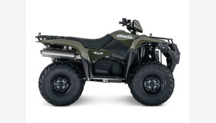 2018 Suzuki KingQuad 750 for sale 200495078