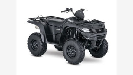 2018 Suzuki KingQuad 750 for sale 200495083