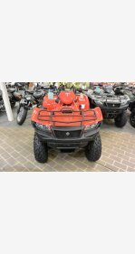 2018 Suzuki KingQuad 750 for sale 200516155