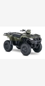 2018 Suzuki KingQuad 750 for sale 200524201