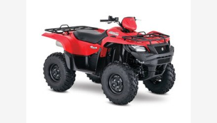 2018 Suzuki KingQuad 750 for sale 200601780