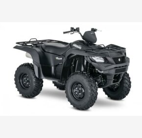 2018 Suzuki KingQuad 750 for sale 200608808