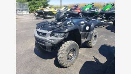2018 Suzuki KingQuad 750 for sale 200892487
