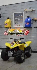2018 Suzuki QuadSport Z50 for sale 200507051
