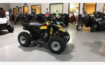 2018 Suzuki QuadSport Z90 for sale 200494245