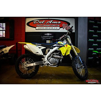 2018 Suzuki RM-Z250 for sale 200512525
