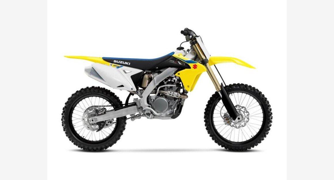 2018 Suzuki RM-Z250 for sale 200524204