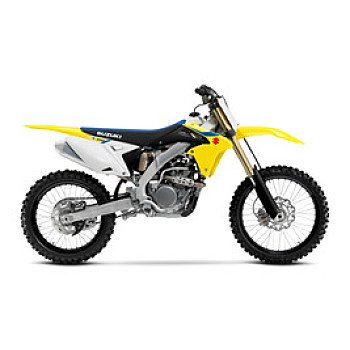2018 Suzuki RM-Z250 for sale 200535171