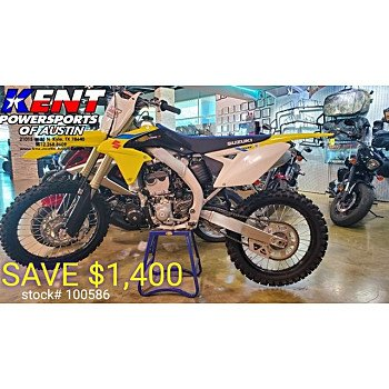 2018 Suzuki RM-Z250 for sale 200740697