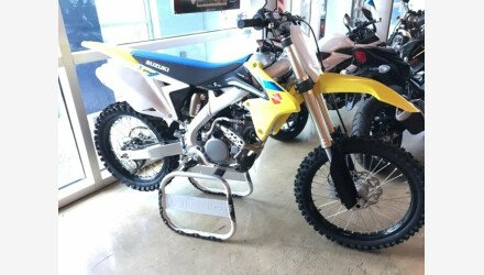 2018 Suzuki RM-Z250 for sale 200740697