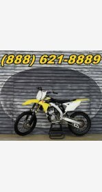 2018 Suzuki RM-Z250 for sale 200746780