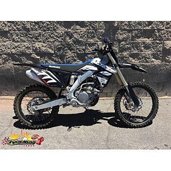 2018 Suzuki RM-Z250 for sale 200768288