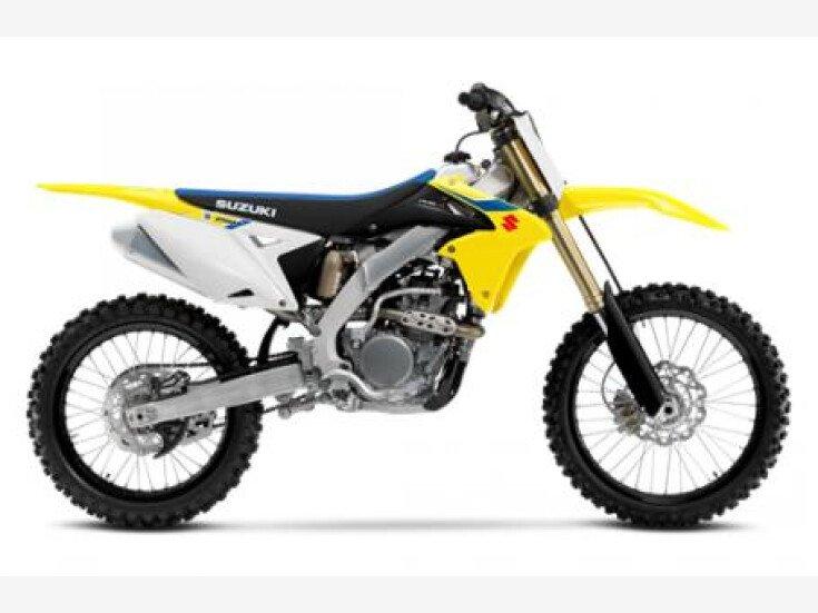 2018 Suzuki RM-Z250 for sale 200993935