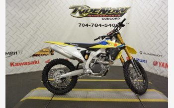 2018 Suzuki RM-Z450 for sale 200490704