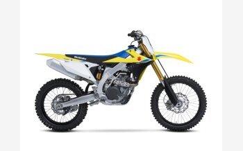 2018 Suzuki RM-Z450 for sale 200524178