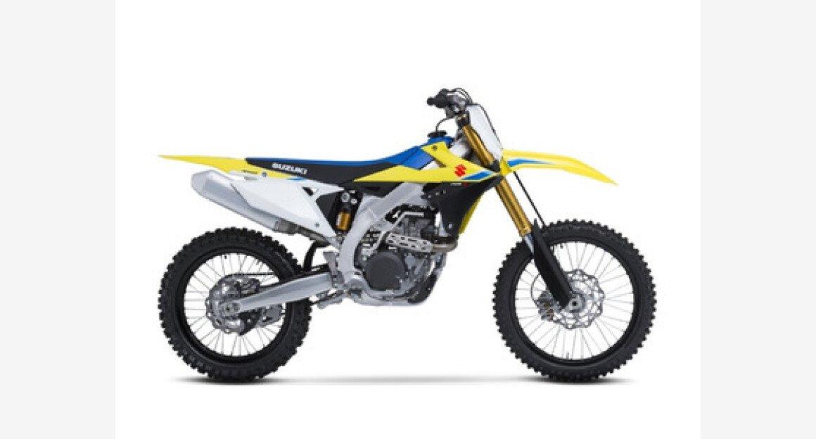 2018 Suzuki RM-Z450 for sale 200594008