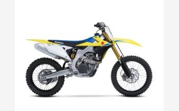 2018 Suzuki RM-Z450 for sale 200609835