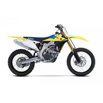 2018 Suzuki RM-Z450 for sale 200651283