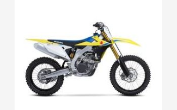 2018 Suzuki RM-Z450 for sale 200659132