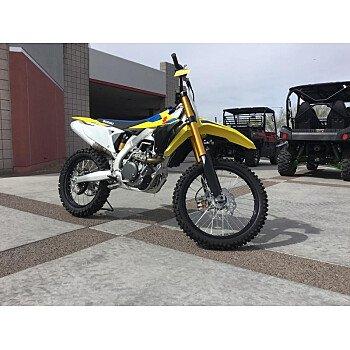 2018 Suzuki RM-Z450 for sale 200718254