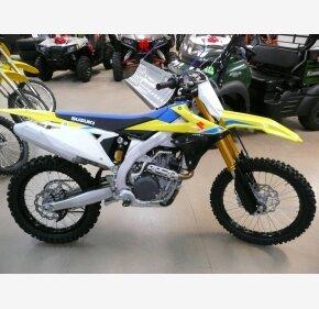 2018 Suzuki RM-Z450 for sale 200502942