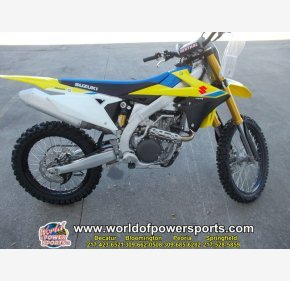 2018 Suzuki RM-Z450 for sale 200636878