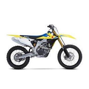2018 Suzuki RM-Z450 for sale 200659129